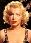 Marilyn Monroe (*1.6.1926, †4.8.1962)