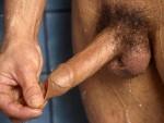 Neobřezaný penis s předkožkou