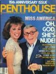 Vanessa Williams na obálce Penthouse ze září 1984