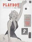 Obálka prvního čísla Playboye z roku 1953