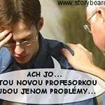 Školní problém