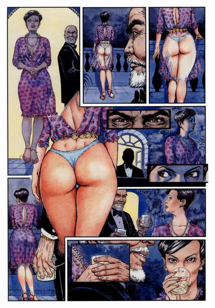 krátký masáž sex