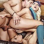 Erotické povídky Vysokohorský anál