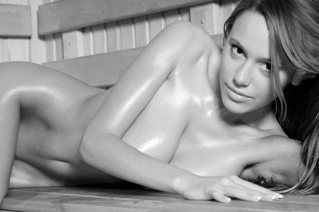 sex v sauně