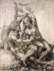 Neznámý autor: Adam a Eva